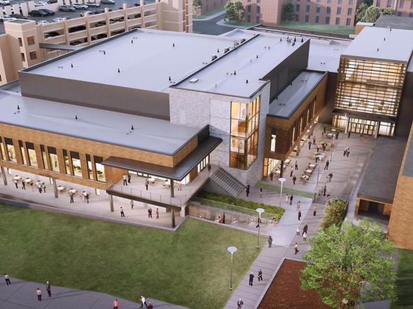 Sam Houston State Univeristy Lowman Student Center
