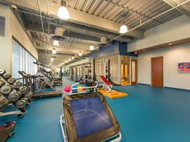 CHI St. Luke's Woodands Hospital Physical Rehabilitation