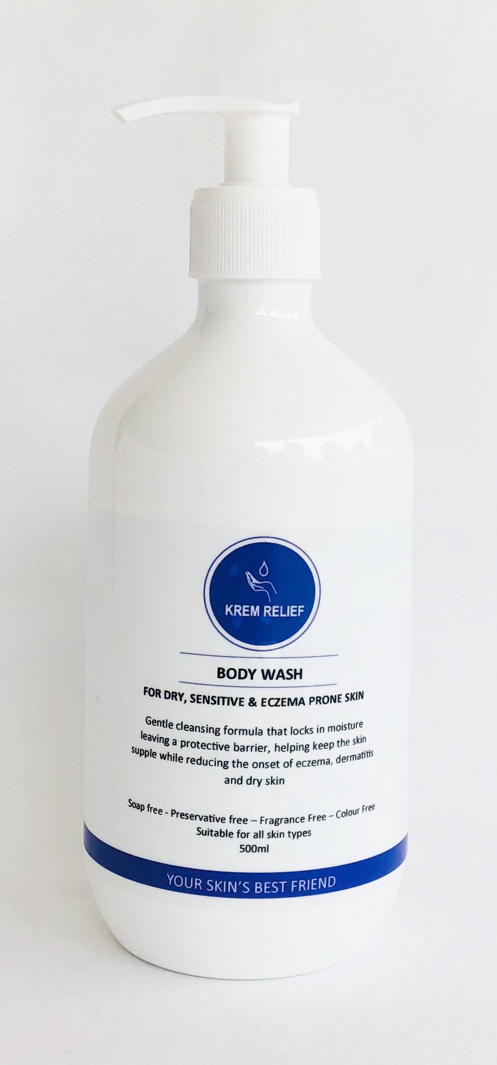 Krem Relief Body Wash