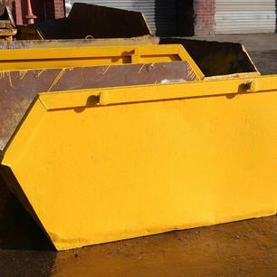 Container, Non-Motorized Equipment