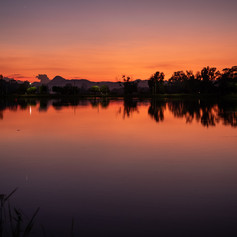 Loikaw Sunset