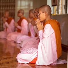 Mädchenkloster