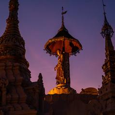 Schwedagon detail