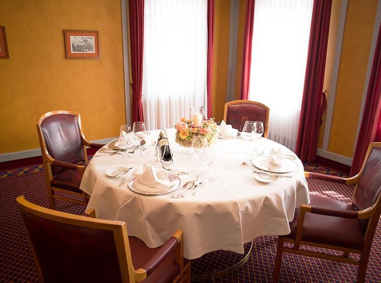 Private Dinner Neidhartzimmer