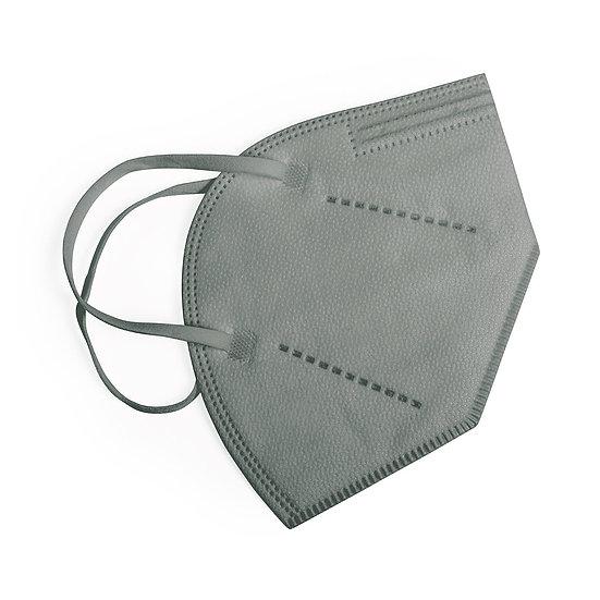 FFP2 -Masken . GREY (VE: 50 Stück)