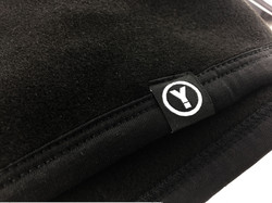 gastroponcho · black · label