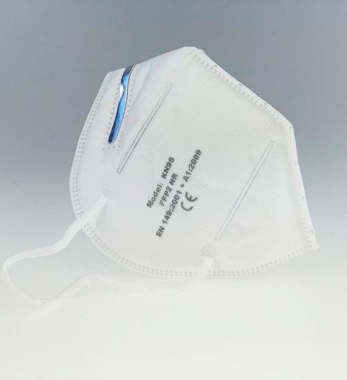 FFP2 - KN95 Schutzmaske - ohne Ventil [20er-Pack]