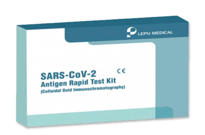 Antigen Rapid Test Kit | Laie