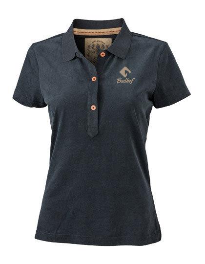 Vintage Poloshirt . Damen