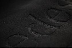 gastroponcho · black · laser