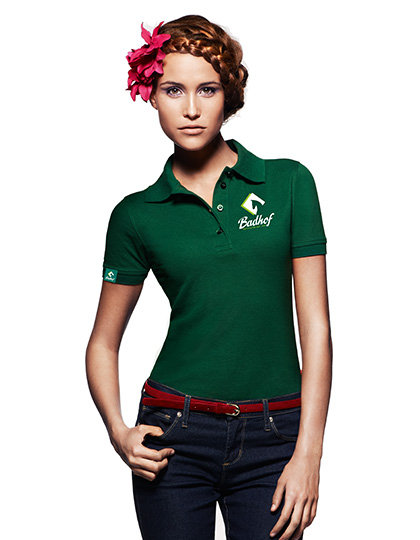 Performance Poloshirt . Damen