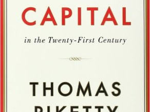 Capital in the Twenty First Century