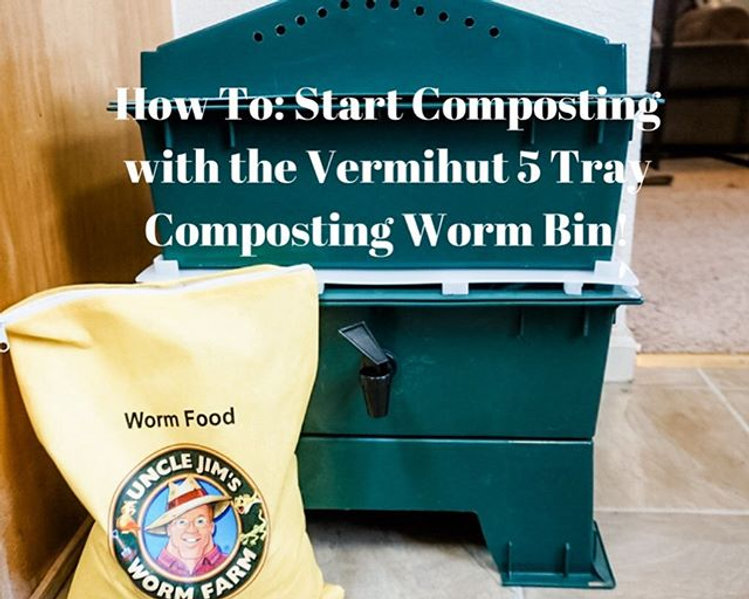 We just took our Composting game to a ne