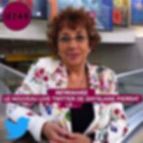 Ghyslaine Pierrat spin doctor vient de publier un livre -Qui sont les acteurs et influenceurs de la vie politique française? 44 portraits intimes et médiatiques