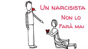 UN NARCISISTA NON LO FARÀ MAI