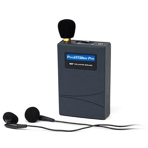 Pocket Talker Pro w/Earbuds