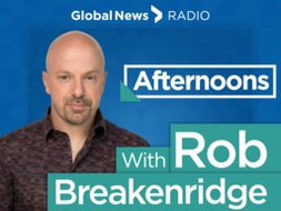 770 CHQR   Afternoons with Rob Breakenridge