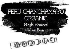 Organic Peru Chanchamayo