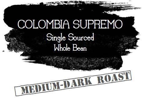 Colombia Supremo Coffee