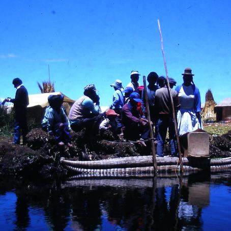 Lake Titikaka with the Locals | Στην λίμνη Τιτικάκα με τους Nτόπιους