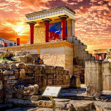 Knossos the Palace of Crete   Κνωσσός το Παλάτι της Κρήτης