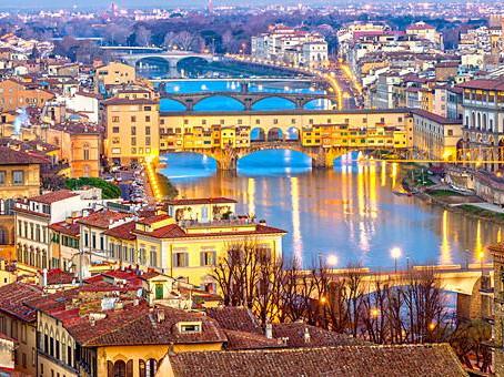 Honeymoon in Florence for a Blonde   Μήνας του Μέλιτος στην Φλωρεντία για μια Ξανθιά