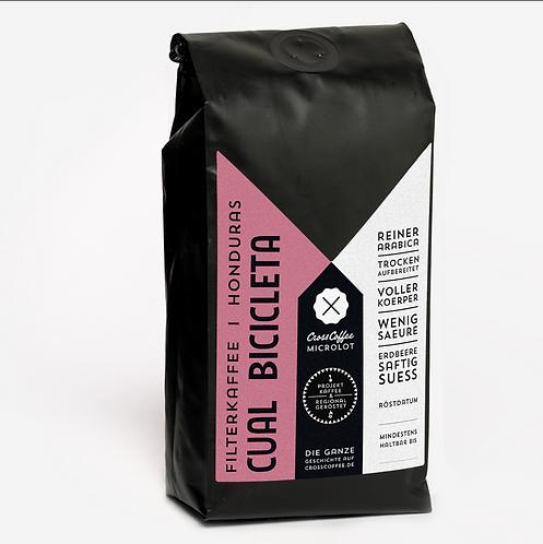 CUAL BICICLETA – FILTERKAFFEE 250g