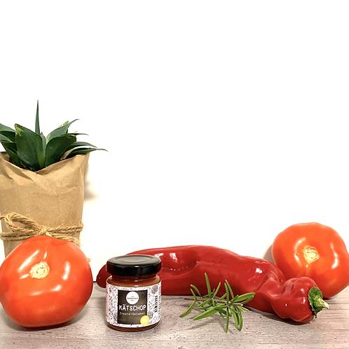 KÄTSCHOP Tomate - Zwiebel 50ml