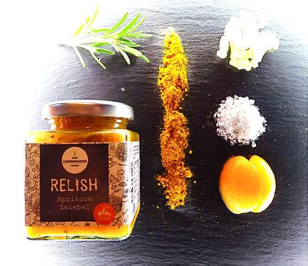 RELISH Aprikose- Zwiebel