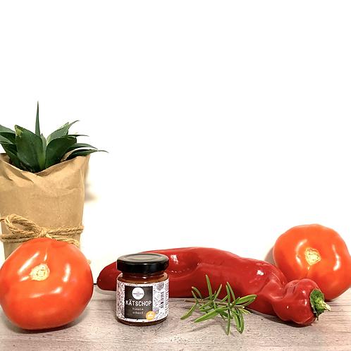 KÄTSCHOP Tomate Scharf 50 ml