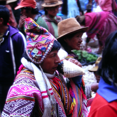 The Markets of Peru | Οι Αγορές του Περού