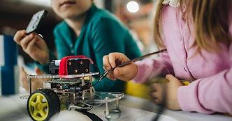 Робототехника в Набережных Челнах, J-Get, роботы, инженерия, дополнительное образование