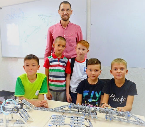 Робототехника, J-Get, робототехника в Набережных Челнах