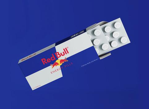 ReBranding Red Bull Energy Pills