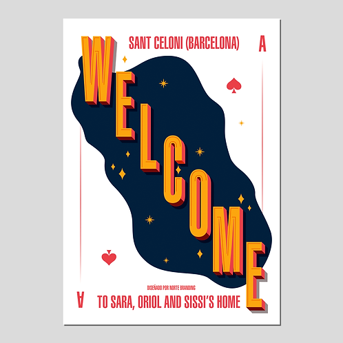PRINT WELCOME