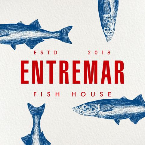 Logotipo para Entremar