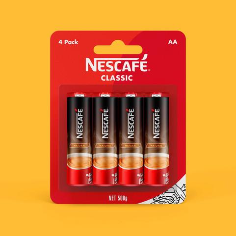 ReBranding Nescafé