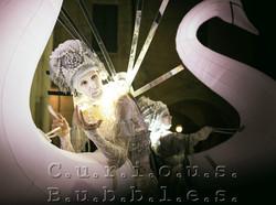 Curious Bubbles Swan Gods74