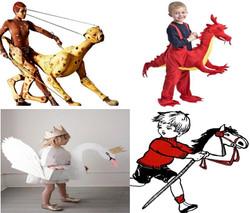 inspiration puppets Curious Bubbles