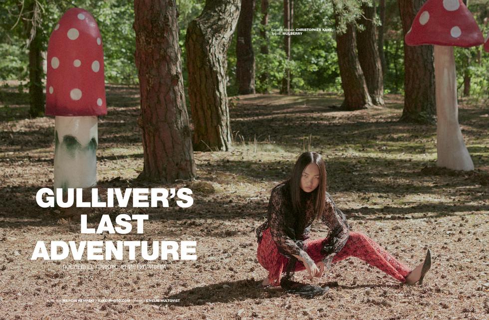Gulliver's Last Adventure