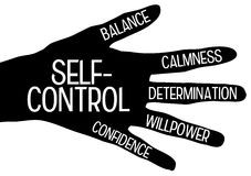 Being in Control of Yourself (English)