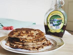 Recette de pancake veggie!