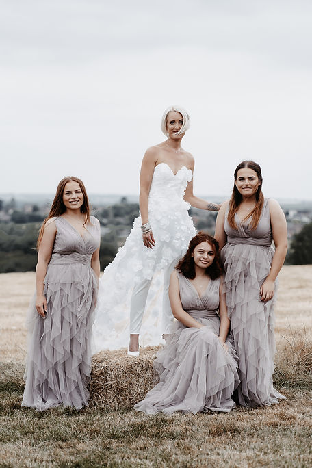 Wedding Outfit Couture Made in England By Adriana Cojocaru Bridal COuture MIlton Keynes Bridal Shop
