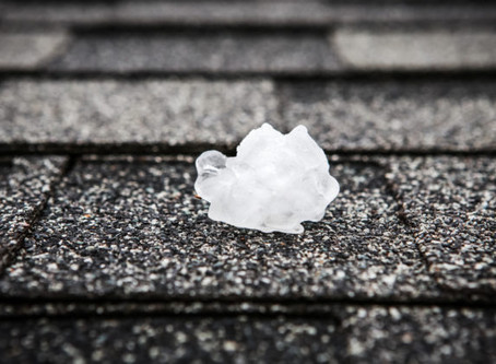 My Roof Got Hit by Hail...Now What?