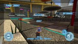 Turbo Stunt Racer - Main UI 03