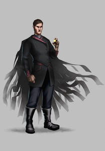 Main character concept