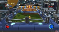 Pacman - Main UI