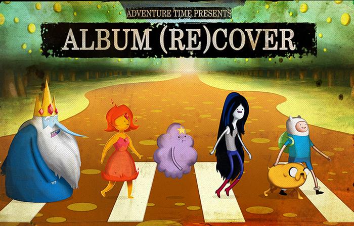 Adventure Time titlecard