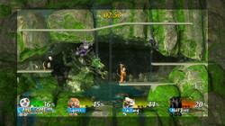 KungFu Panda - combat UI