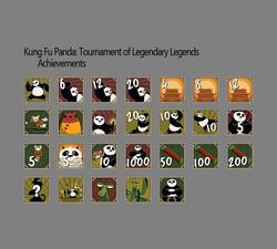KungFu Panda - Achievements